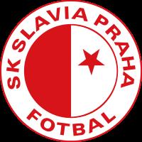 Slavia Praha B team logo