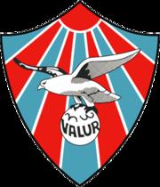 Valur Reykjavik team logo
