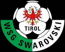 WSG Swarovski Tirol team logo