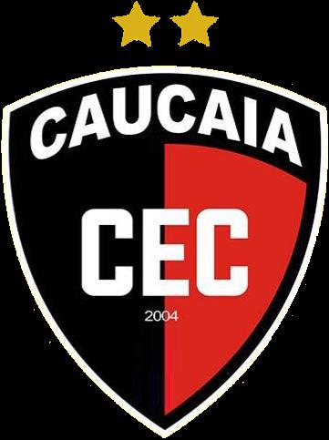 Caucaia EC team logo