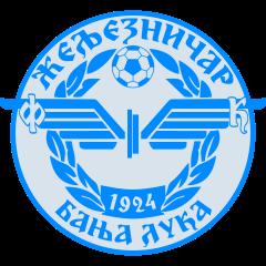 Zeljeznicar Banja Luka team logo