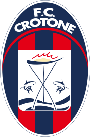Crotone team logo