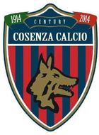 Cosenza team logo