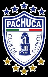 Pachuca team logo