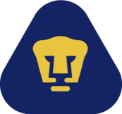 U.N.A.M. - Pumas team logo