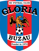 Gloria Buzau team logo