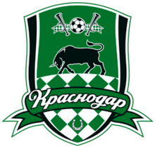 Krasnodar team logo