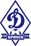 Dinamo Bryansk team logo
