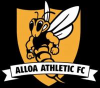 Alloa Athletic team logo