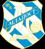 Mladost Lucani team logo