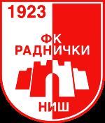 Radnicki Nis team logo