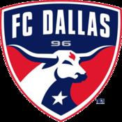 FC Dallas team logo