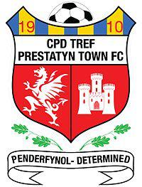 Prestatyn Town team logo