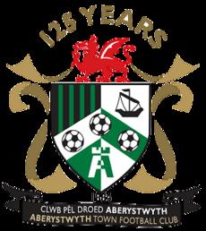 Aberystwyth Town team logo