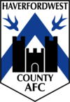 Haverfordwest County team logo