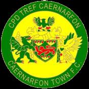 Caernarfon Town team logo