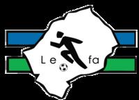 Lesotho team logo