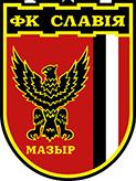 Slavia Mozyr team logo