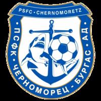 Chernomorets Burgas team logo
