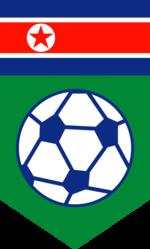 North Korea team logo