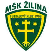 MSK Zilina B team logo
