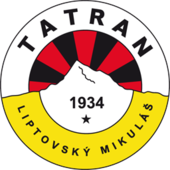 Tatran Liptovsky Mikulas team logo