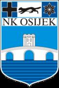 NK Osijek team logo