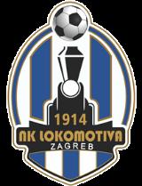 NK Lokomotiva Zagreb team logo