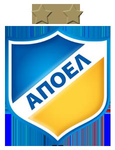 Apoel team logo