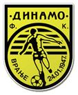Dinamo Vranje team logo
