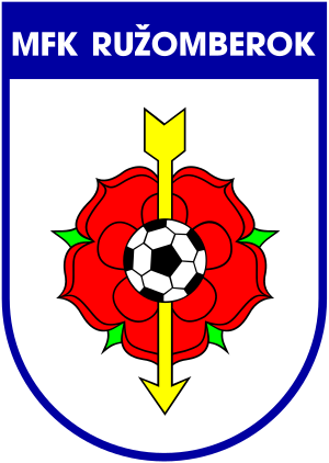 MFK Ruzomberok B team logo