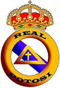Real Potosi team logo