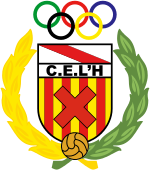 L Hospitalet team logo