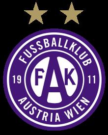 Austria Vienna team logo