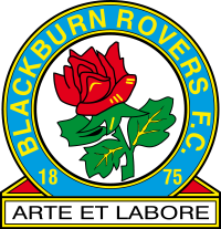 Blackburn team logo