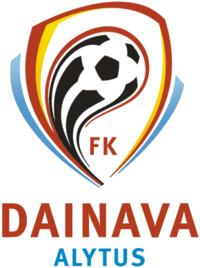 Dainava Alytus team logo