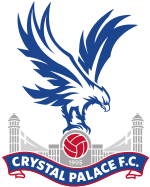 Crystal Palace team logo