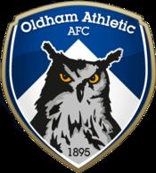 Oldham team logo