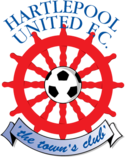Hartlepool team logo