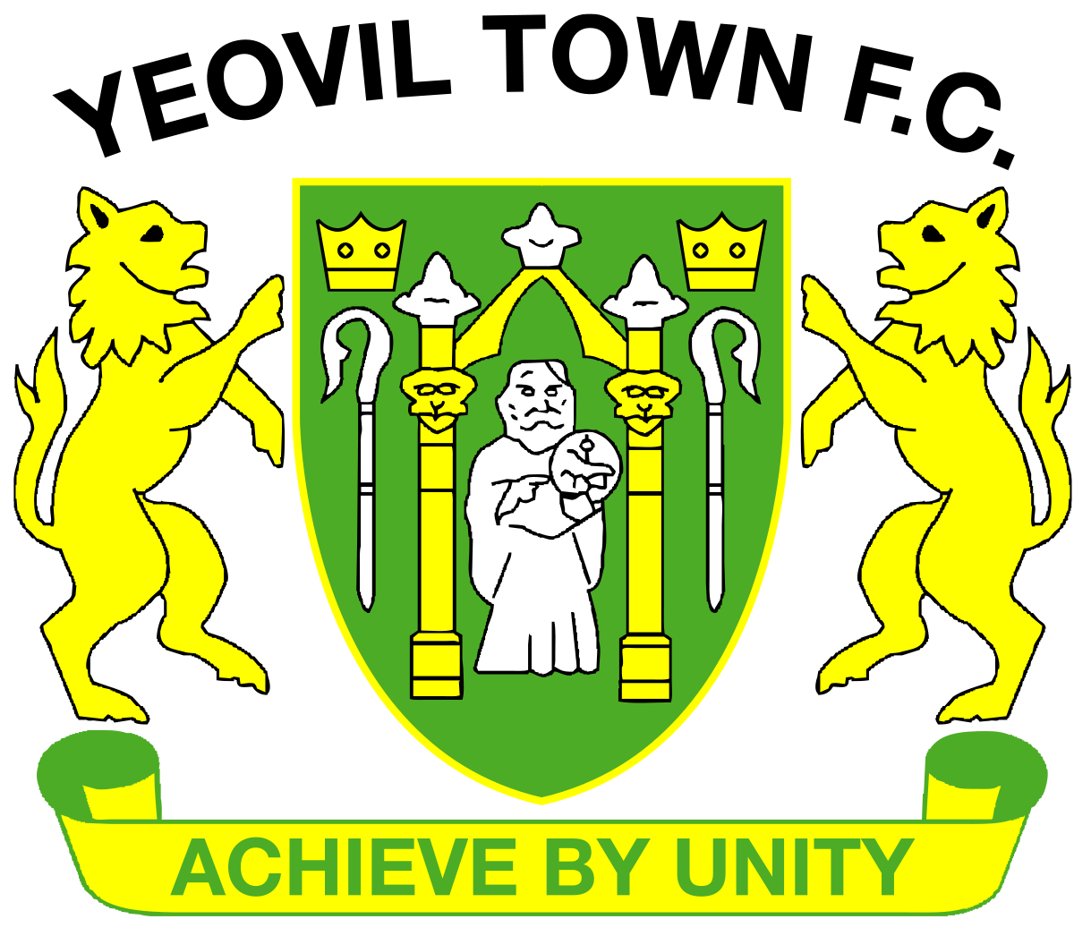 Yeovil team logo