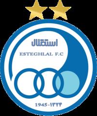 Esteghlal FC team logo