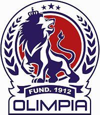 CD Olimpia team logo