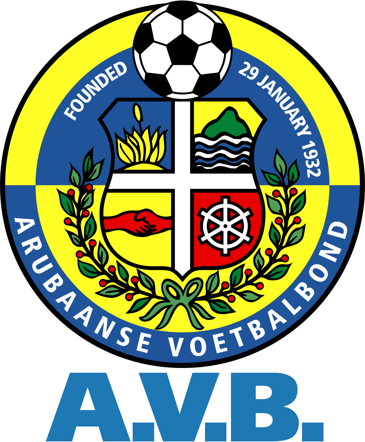 Aruba team logo