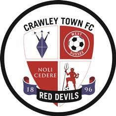 Crawley Town team logo