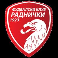 Radnicki 1923 team logo