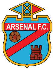 Arsenal Sarandi team logo