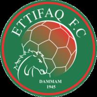 Al-Ettifaq team logo