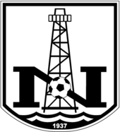 Neftchi Baku team logo