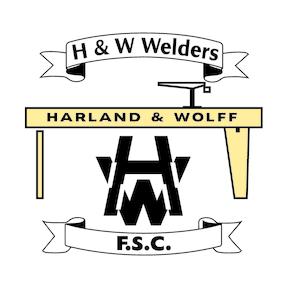 Harland and Wolff Welders team logo