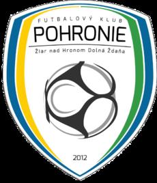 FK Pohronie Dolna Zdana team logo
